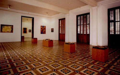 Durbar Hall Art Centre, Cochin