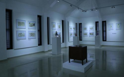 Shanker Memorial Cartoon Museum, Kayamkulam